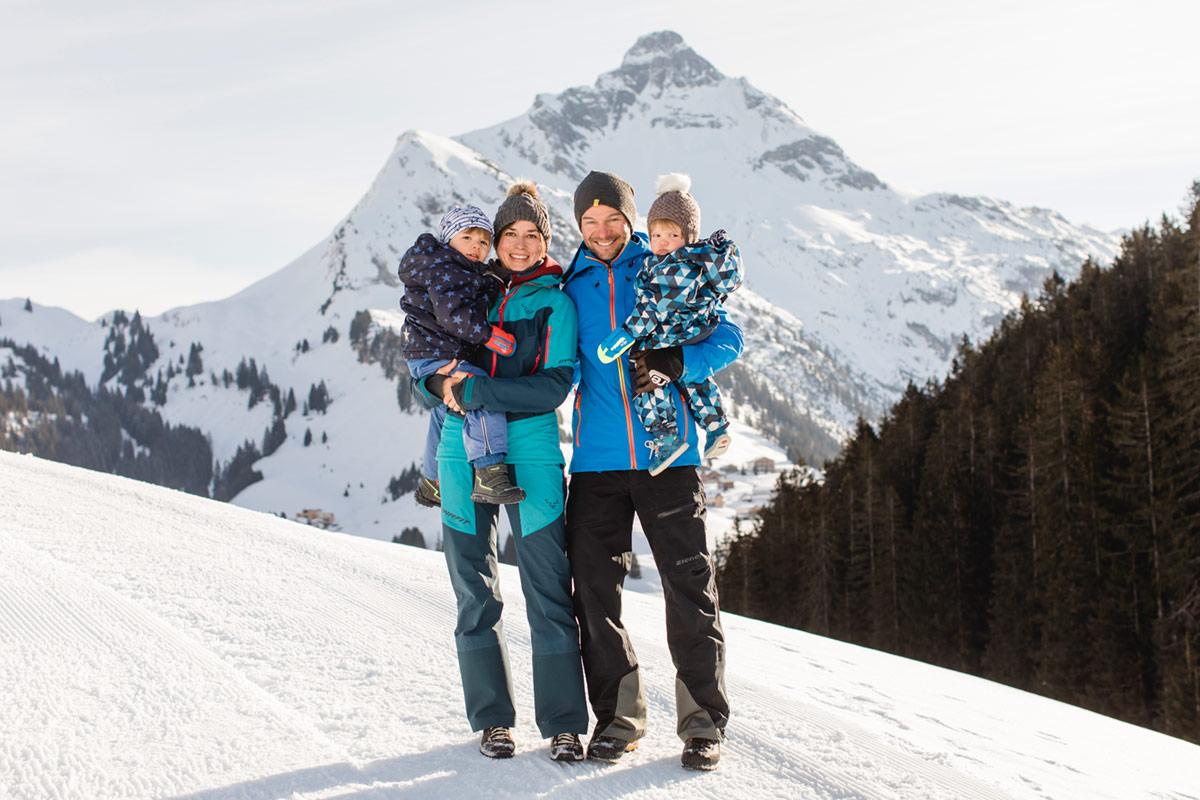 Gastgeber Familie Alpin